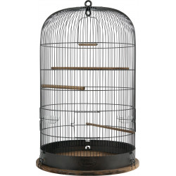 zolux RETRO MARTHE CAGE. ø 48 cm x height 74 cm. for birds. Cages, aviaries, nest boxes