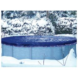 astralpool Couverture hivernage piscine hors-sol 9.15 x 4.60 m Bache hiver