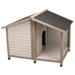 Trixie TR-39516 Niche Lodge. Size- S. 100 × 82 × 90 cm. for Jack Russell Terrier type dogs Niche