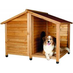 Trixie TR-39512 Niche Lodge. Size M-L. 130 × 100 × 105 cm. for Border Collie dogs Niche