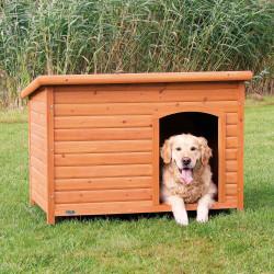 Trixie Niche classic. Taille L. 116 x 82 x 79 cm. pour chien type Golden Retriever. Niche pour chien