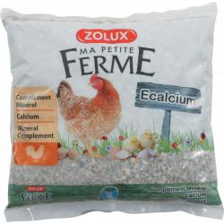 zolux Mineral supplement. Calcium. 2 kg. low yard. Complément alimentaire