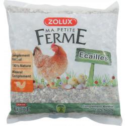zolux Mineral supplement. Scales. 2 kg. low yard. Complément alimentaire
