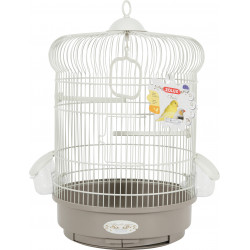 zolux Cage Arabesque Ines 40. Mole. Dimension: ø 43 x 52 cm. for birds. Cages, aviaries, nest boxes