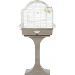 zolux Cage Arabesque Louise 68 on feet. Mole. Dimension: 68.5 x 36 x 135 cm . for birds. Cages, aviaries, nest boxes