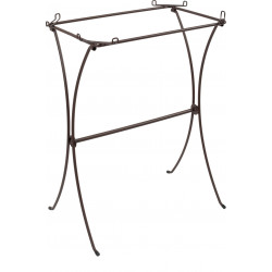 zolux Retro foot for Madeleine cage . 38.5 x 58.5 x 73 cm. birds. Cages, aviaries, nest boxes