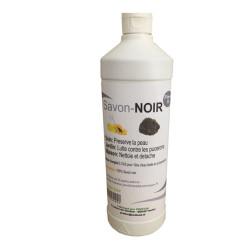 PREFOR PR-90151000 black soap bottle of 1 Litre. Cooking