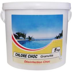 Générique  Chlore rapide granulés 5 kg BP-51438833 Produit de traitement