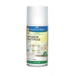 Francodex Habitat Insect Repellent Diffuser 150 ml Diffuseur antiparasitaire