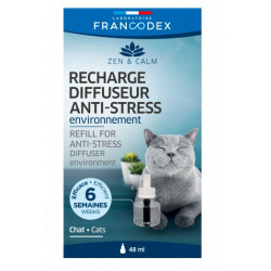 francodex FR-170336 Environmental Stress Relief Refill for Cats and Kittens Chat