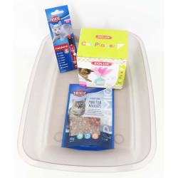 animallparadise pack accessoires pour chaton AP-0002 Chat
