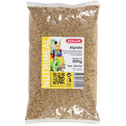 zolux Seeds Canary Seed 800 g. bag for birds. Nourriture graine