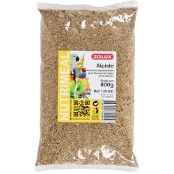zolux Seeds Canary Seed 800 g. Beutel für Vögel. ZO-139100 Essen und Trinken