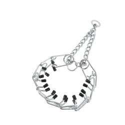 zolux ZO-520203 TORQUATUS collar. size 3. 65 cm. neck size 48 - 54 cm. for dog Colliers de dressage