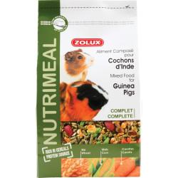 zolux Mischfutter für Meerschweinchen. 2,5 kg Sack. für Nagetiere. ZO-210174 Kleintiere und Nagetiere