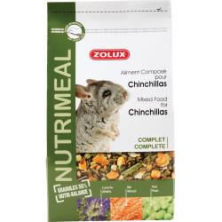 zolux Mischfutter für Chinchillas. 2,5 kg Beutel. für Nagetiere. ZO-210179 Kleintiere und Nagetiere