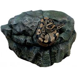 ZO-387457 Zoo Med Cueva 3 en 1 refugio de 30 cm. para reptiles. Modelo grande. RC32E. Accesorio