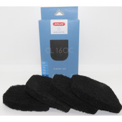 zolux Carbon foam CL 160 B. for classic 160. aquarium pump. Filter media, accessories