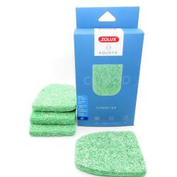 zolux Anti-algae foam CL 160 B. for classic 160. aquarium pump. Filter media, accessories