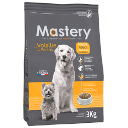 MASTERY dog and Poultry Kibbles 3 KG Croquette