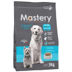 MASTERY aliment pour chien et chat MA-482205 croquette au canard 3kg pour chien Dog food
