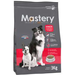 MASTERY aliment pour chien et chat MA-482215 croquette senior 3 KG pour chien Dog food