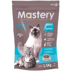 MASTERY aliment pour chien et chat MA-582201 croquette au canard 3 Kg pour chat Food and drink
