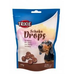 TR-31614 Trixie Friandise chien Pastilles parfum chocolat 350g Nourriture