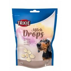 TR-31624 Trixie friandise chien Pastilles parfum lait.350 g Nourriture