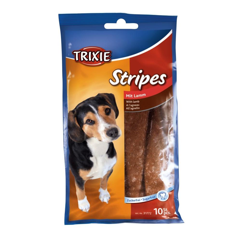 friandise chien a l'agneau 10 pièces soit 100 g Nourriture Trixie TR-31772