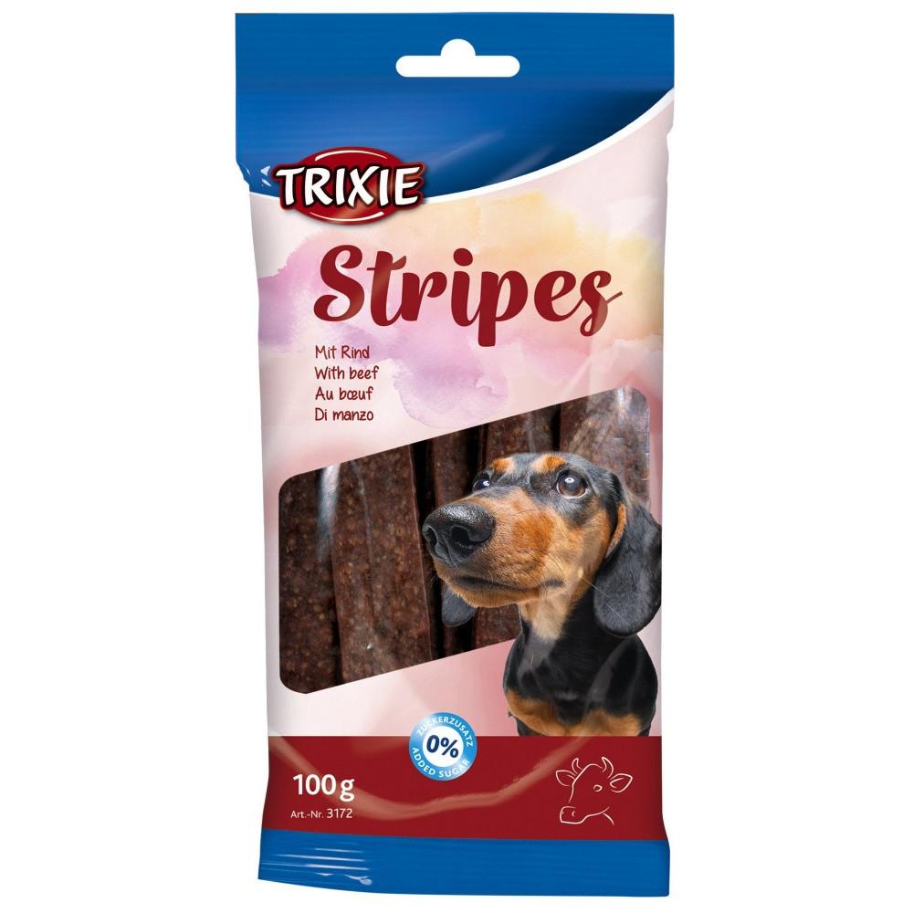 TR-3172 Trixie friandise au bœuf. 10 pièce soit 100 g. pour chien. Nourriture