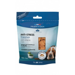 francodex FR-170247 Anti-Stress Treats for Dogs and Puppies Nourriture