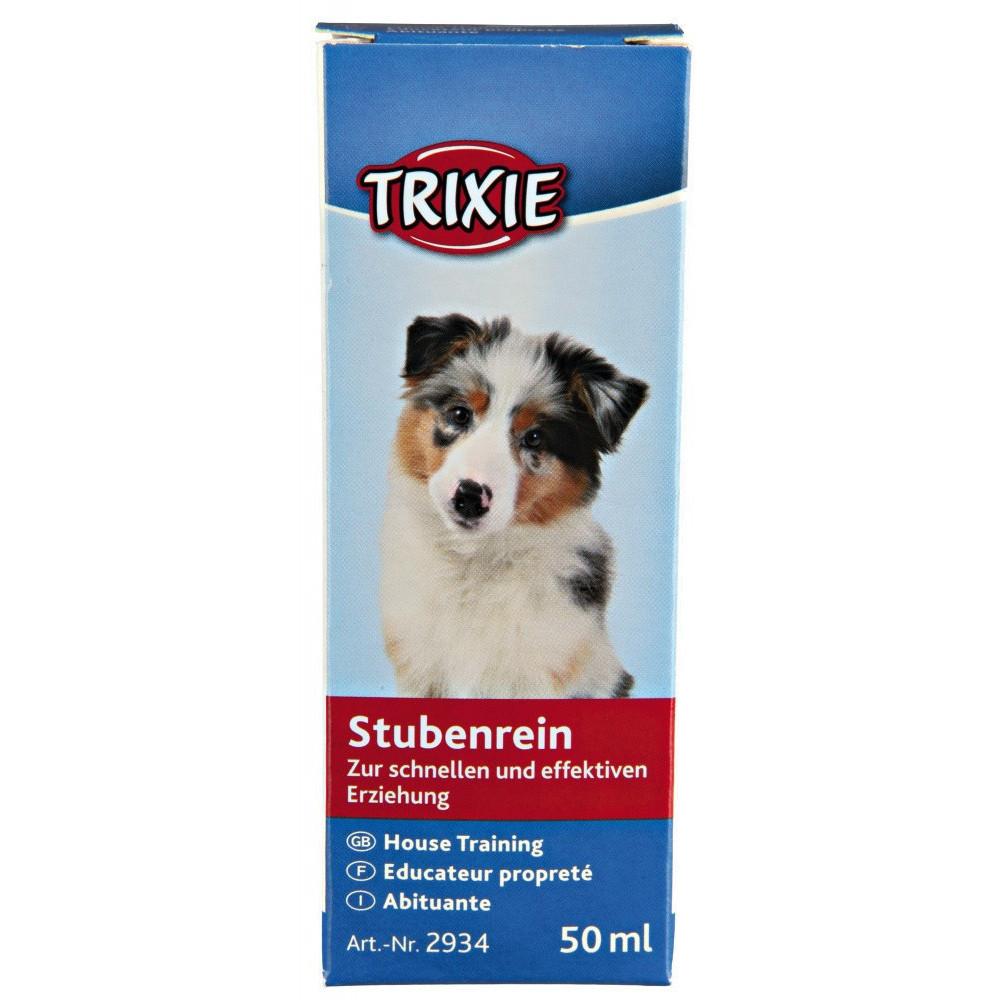 Goutte éducateur propreté pour chien 50 ml éducation propreté chien Trixie TR-2934