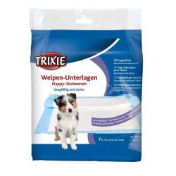TR-23371 Trixie Esterilla de adiestramiento Pañal perfumado de lavanda 40*60 cm para perro 7 piezas entrenamiento de limpieza...