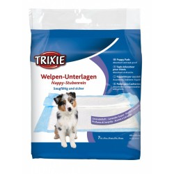 Trixie Tapis éducateur Nappy parfum lavande 40*60 cm pour chien 7 pcs TR-23371 éducation propreté chien