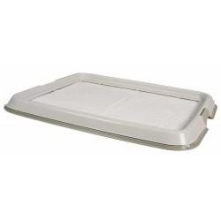 Trixie Welpen-Klo-Welpentablett, für Welpen, Größe: 65 x 55 cm TR-23416 Sauberkeitstraining für Hunde