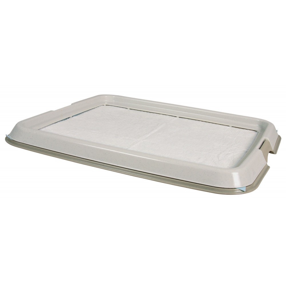 Trixie TR-23416 Puppy Loo Puppy Tray, for puppies, size: 65 x 55 cm dog cleanliness training