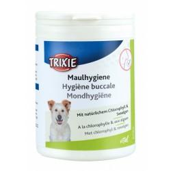 TR-25822 Trixie tablette Hygiène buccale 220g pour chien Cuidados e higiene