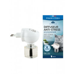 Francodex Environmental Stress Relief Diffuser For Cats and Kittens Comportement