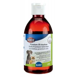 Trixie Huile Premium Selection, 250ml, pour animaux. TR-25837 COMPLÉMENT ALIMENTAIRE