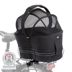 TR-13111 Trixie Panier pour vélo pour porte-bagages étroits poids max 6 kg Perro