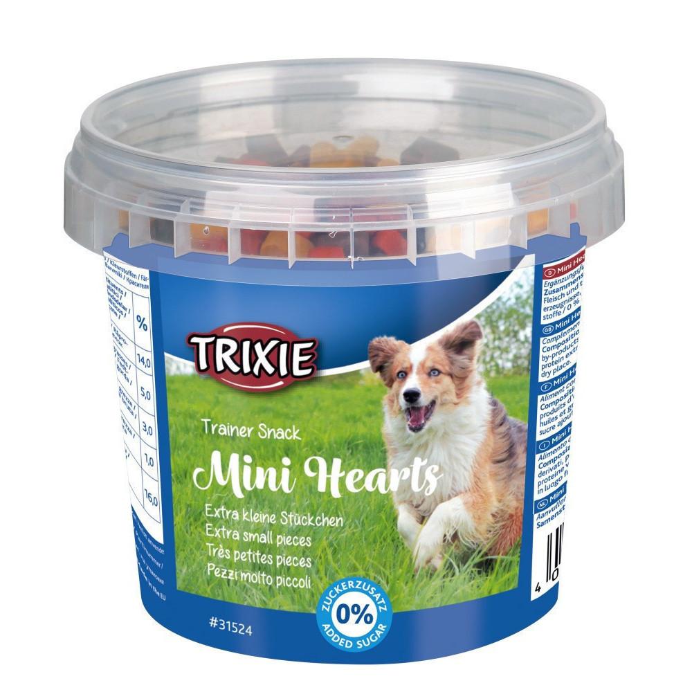 friandise pour entrainement Mini Hearts pour chien 200g Nourriture Trixie TR-31524