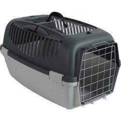 zolux transportkäfig gulliver 3. größe 40 x 61 x 38 cm. für hund. ZO-422152 Transportkäfig