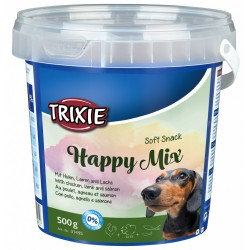 friandise Soft Snack happy Mix 500 gr pour chien Friandise chien  Trixie TR-31495