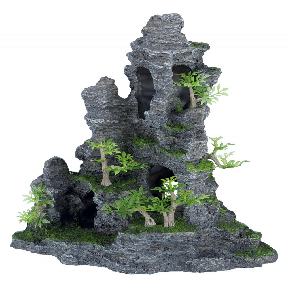 31 cm rock staircase for aquarium Decoration and other Trixie TR-8859