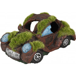 Flamingo Pet Products Aquarium decoration. Kozma Beetle car. size 15 x 8 x 7 cm. Decoration and other