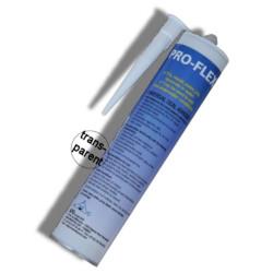 Mastic Colle 310 ML Proflex Transparent - réparation Piscine Liner Pièces détachées S.A.V Pro-flex AFG-670-0002