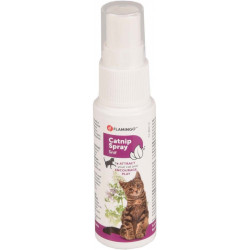 Flamingo Pet Products Catnip spray of 25 ml. for your cat. Games