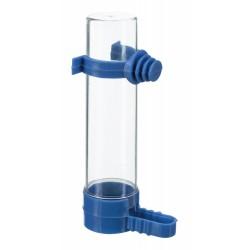 Trixie un distributore d'acqua in plastica 130 ml di uccelli - colore casuale. TR-5420 Abbeveratoi, abbeveratoi, abbeveratoi