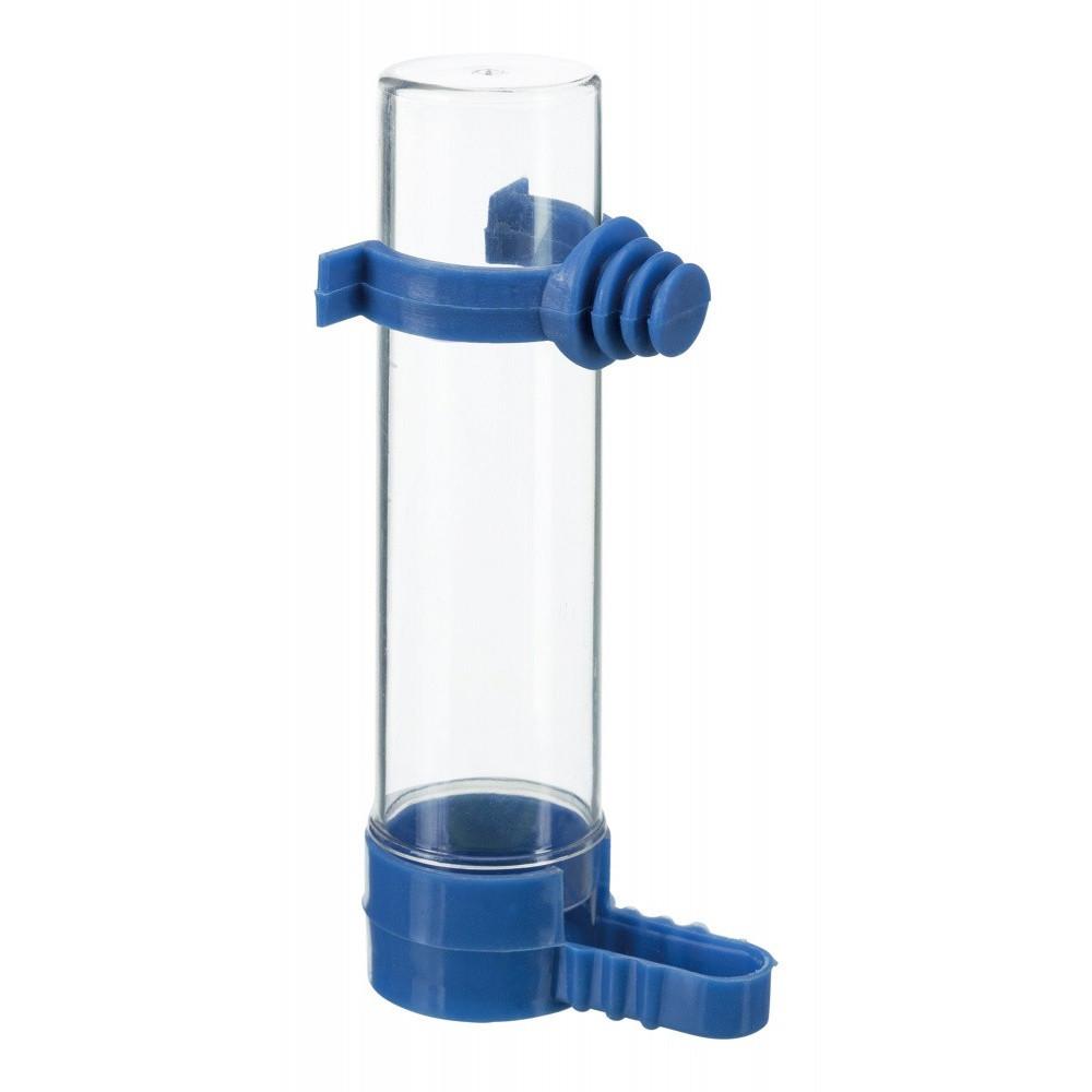 un Distributeur eau Plastique 130 ml oiseaux - couleur aléatoire. Mangeoires , abrevoir Trixie TR-5420